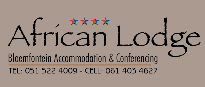 Contact African Lodge for Accommodation in Bloemfontein
